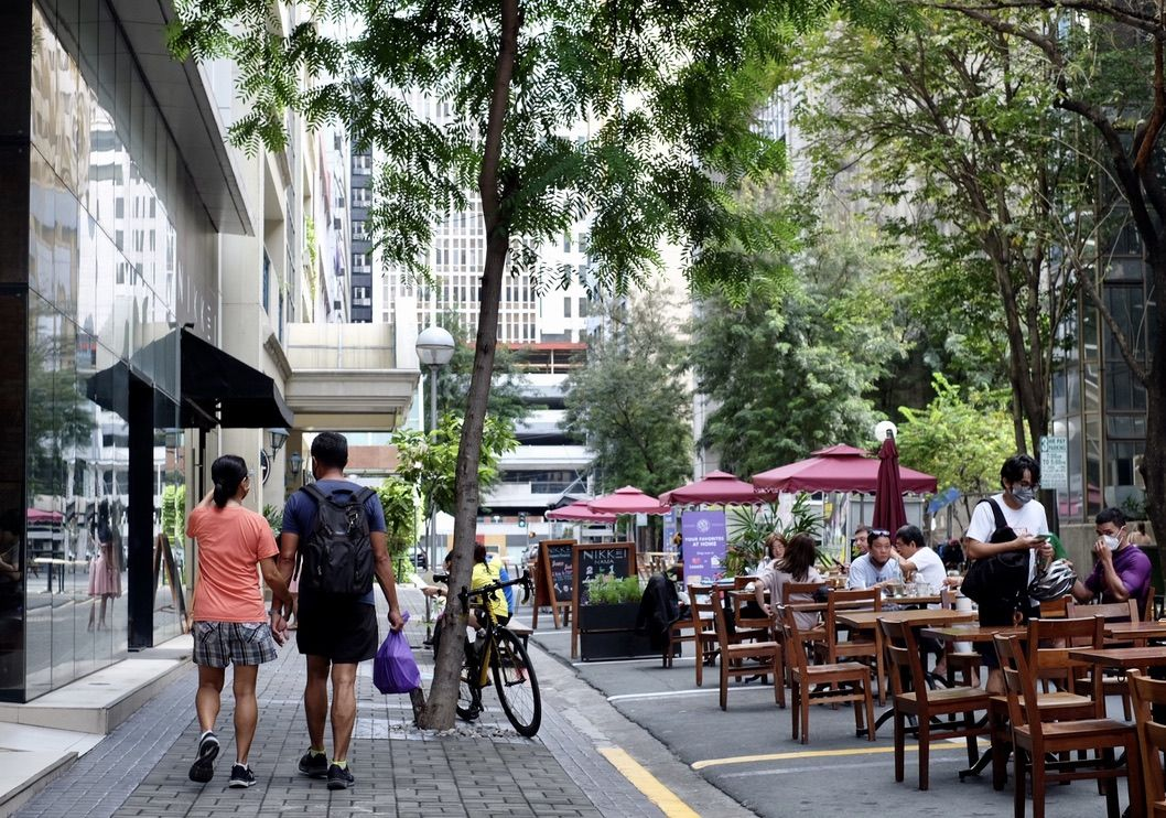 Where To Eat: Outdoor Dining In Legaspi And Salcedo Village, Makati Till June 2021